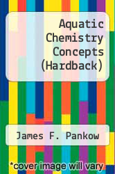 Cover of Aquatic Chemistry Concepts 3RD 17 (ISBN 978-1439854402)