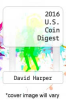 cover of 2016 U.S. Coin Digest (14th edition)