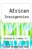 cover of African Insurgencies