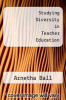 cover of Studying Diversity in Teacher Education