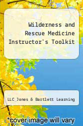 Cover of Wilderness and Rescue Medicine Instructor