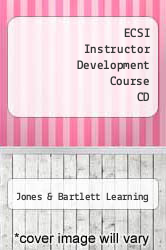 Cover of ECSI Instructor Development Course CD 6 (ISBN 978-1449684525)