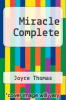 cover of Miracle Complete