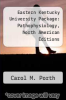 cover of Eastern Kentucky University Package: Pathophysiology, North American Editions