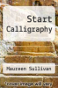 cover of Start Calligraphy
