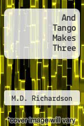 Cover of And Tango Makes Three  (ISBN 978-1451737400)