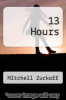 cover of 13 Hours