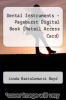 cover of Dental Instruments - Pageburst Digital Book (Retail Access Card) (4th edition)
