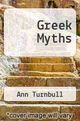 Cover of Greek Myths  (ISBN 978-1455829569)