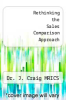 cover of Rethinking the Sales Comparison Approach