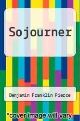 Cover of Sojourner EDITIONDESC (ISBN 978-1456813628)