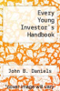 cover of Every Young Investor`s Handbook