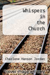 Cover of Whispers in the Church EDITIONDESC (ISBN 978-1458205971)