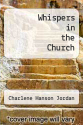 Cover of Whispers in the Church EDITIONDESC (ISBN 978-1458205995)
