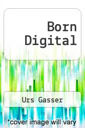 Cover of Born Digital  (ISBN 978-1458725448)