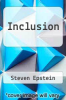 cover of Inclusion