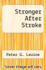 cover of Stronger After Stroke