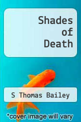 Cover of Shades of Death EDITIONDESC (ISBN 978-1460218785)
