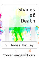 Cover of Shades of Death EDITIONDESC (ISBN 978-1460218792)