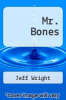 cover of Mr. Bones