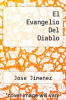 cover of El Evangelio Del Diablo