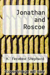 Cover of Jonathan and Roscoe EDITIONDESC (ISBN 978-1463448813)