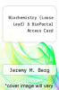 cover of Biochemistry (Loose Leaf) & BioPortal Access Card (7th edition)