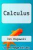 cover of Calculus (2nd edition)