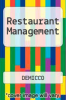 cover of Restaurant Management: A Best Practices Approach (1st edition)