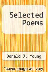 Cover of Selected Poems EDITIONDESC (ISBN 978-1465374646)