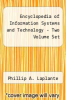 cover of Encyclopedia of Information Systems and Technology - Two Volume Set