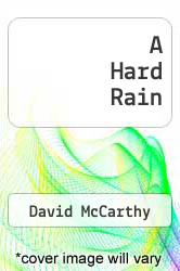Cover of A Hard Rain EDITIONDESC (ISBN 978-1468169430)