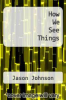 cover of How We See Things