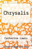 cover of Chrysalis