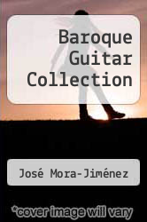 Cover of Baroque Guitar Collection  (ISBN 978-1470090715)