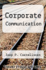 cover of Corporate Communication (5th edition)