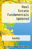 cover of Real Estate Fundamentals Updated (9th edition)