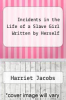 cover of Incidents in the Life of a Slave Girl Written by Herself