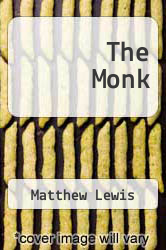 Cover of The Monk  (ISBN 978-1478230465)