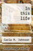 cover of In this life