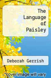Cover of The Language of Paisley EDITIONDESC (ISBN 978-1479704132)