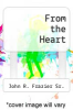 cover of From the Heart