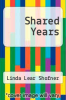 cover of Shared Years