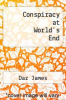 cover of Conspiracy at World`s End