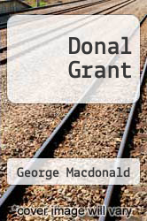 Cover of Donal Grant EDITIONDESC (ISBN 978-1481881371)