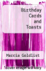 cover of Birthday Cards and Toasts