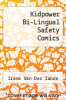 cover of Kidpower Bi-Lingual Safety Comics