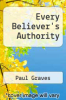 cover of Every Believer`s Authority