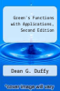 cover of Green`s Functions with Applications, Second Edition (2nd edition)