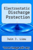cover of Electrostatic Discharge Protection (2nd edition)